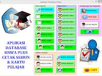Aplikasi Cetak SKHUN Terbaru Tahun Ajar 2016/2017