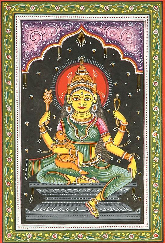 Resultado de imagen para indrani diosa