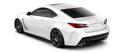 Lexus RC F 2018 Redesign, Review, Specs, Price