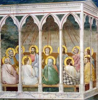 Ο Απόστολος της Κυριακής 4 Ιουνίου 2017 – Της Πεντηκοστής (Πραξ. β´ 1-11)