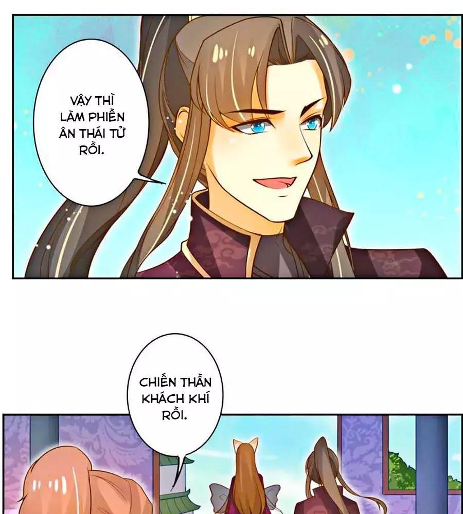 Thanh Khâu Nữ Đế: Phu Quân Muốn Tạo Phản chap 114 - Trang 7
