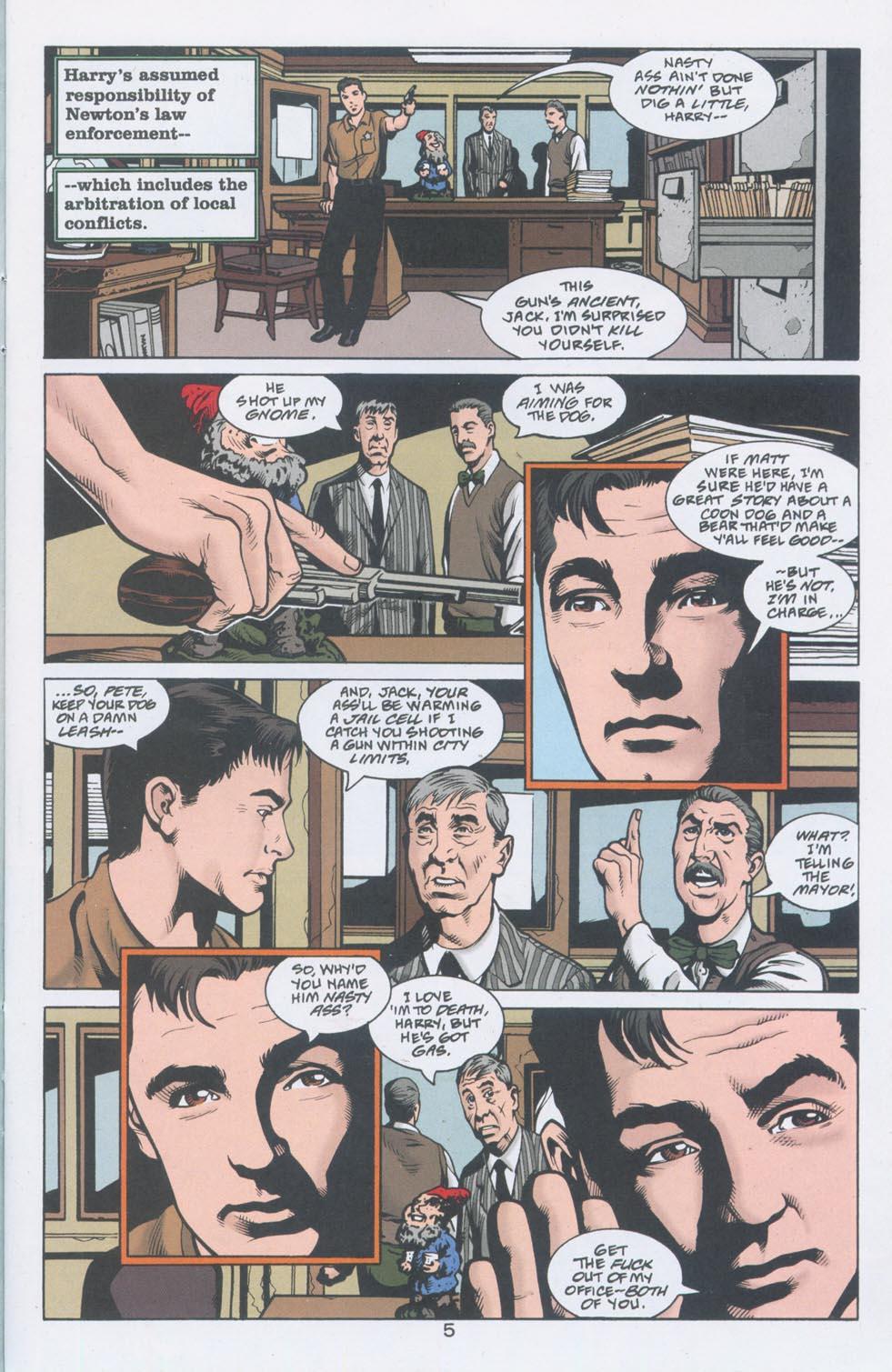 Read online American Century comic -  Issue #12 - 6