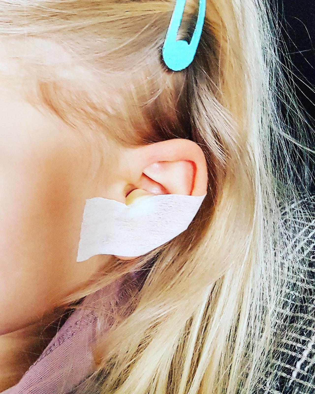 ont i örat vuxen förkylning