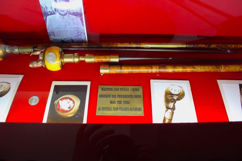 museum of gold baton mao
