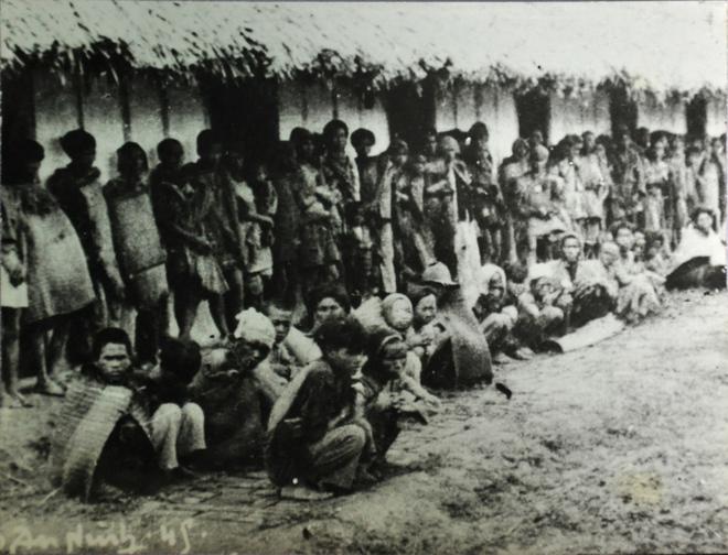 Kết quả hình ảnh cho nạn đói 1945