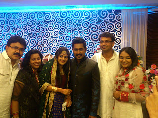 asif ali with family members