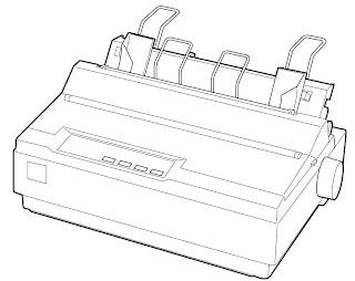Descargar driver gratis para impresora Epson LX-300+II