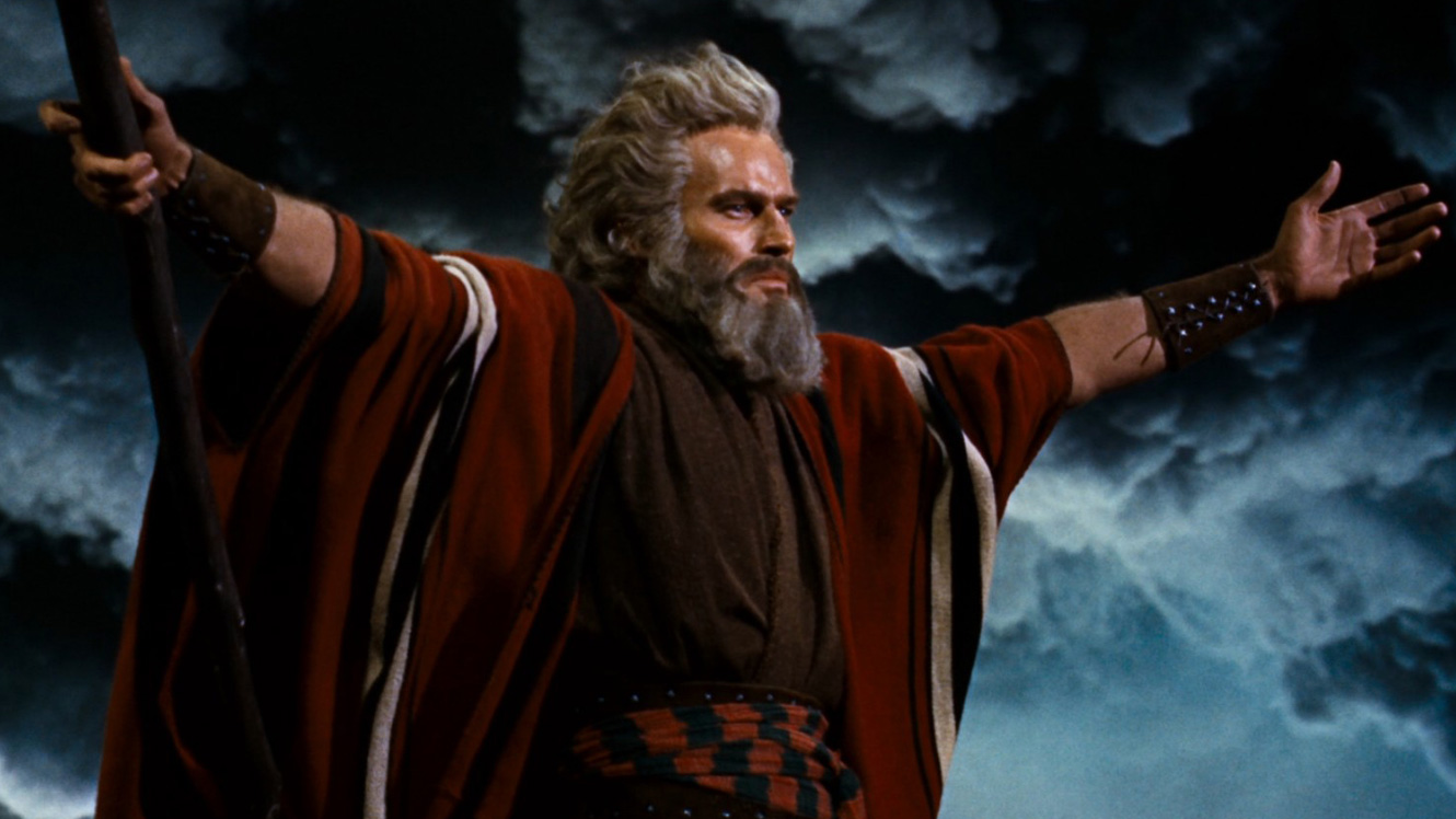 Image result for the ten commandments 1956