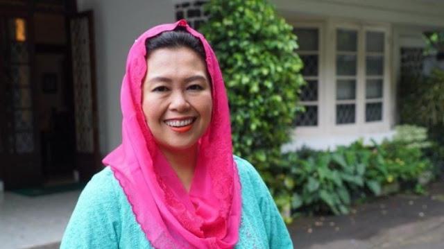 Dirayu Masuk Timses Prabowo-Sandi, Begini Jawaban Yenny Wahid