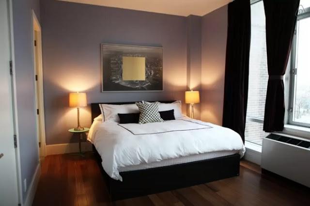 Air BnB Williamsburg Luxury Bedroom