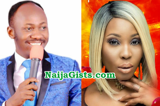 apostle suleman gets lady pregnant canada