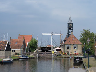 Hindeloopen in Friesland