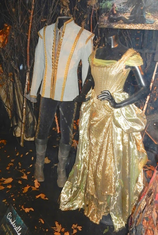 Into the Woods Cinderella Prince Charming movie costumes