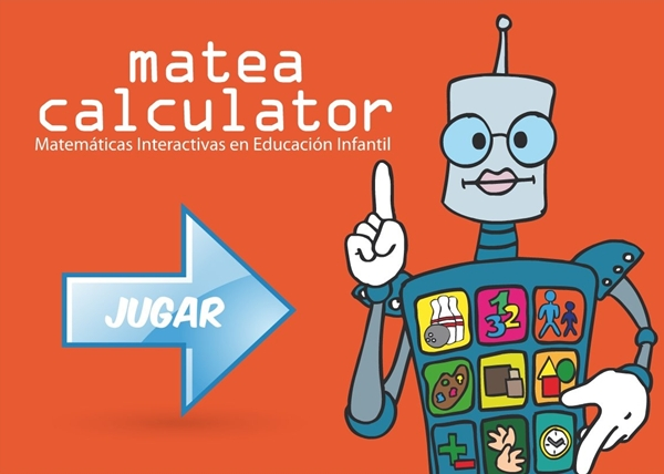 Juegos Educativos Online Gratis Matea Calculator Educacion Infantil