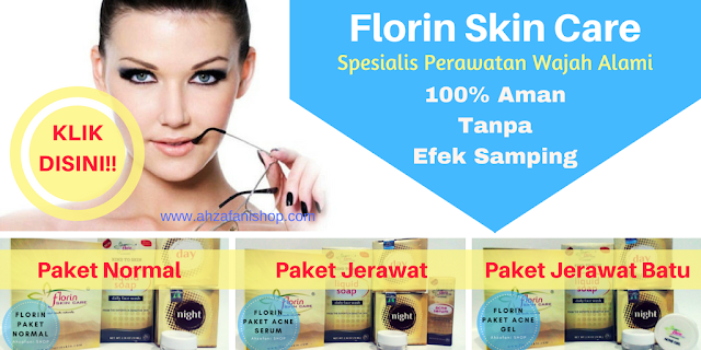 Florin Skin Care Paket Normal-Paket Acne Serum -Paket Acne Gel