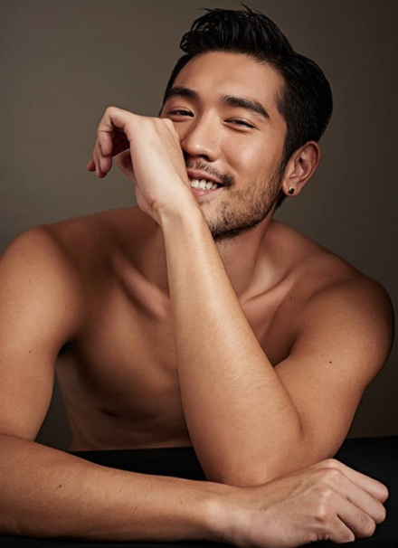 Magnus Bane, Shadowhunters, Intrumentos Mortais, Godfrey Gao