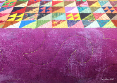 Longarm Quilt Pattern 'Happy Times' by Hermione Agee