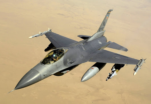 F 16 aircraft to get Indian wings