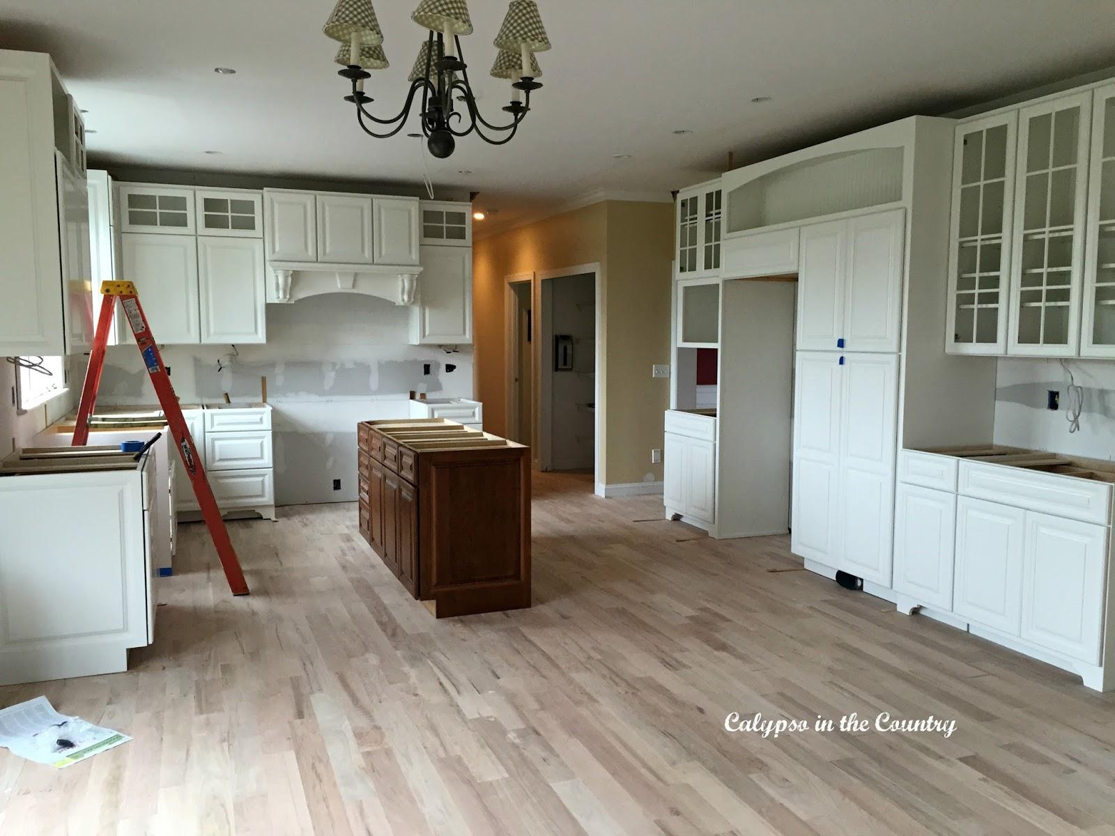 Kitchen Renovation Progress