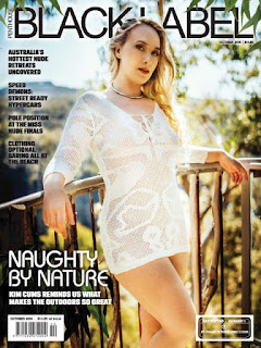 Revista Penthouse Australia  Black Label – Octubre 2016 PDF Digital
