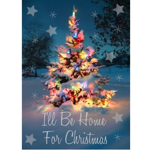 I Ll Be Home For Christmas Quotes