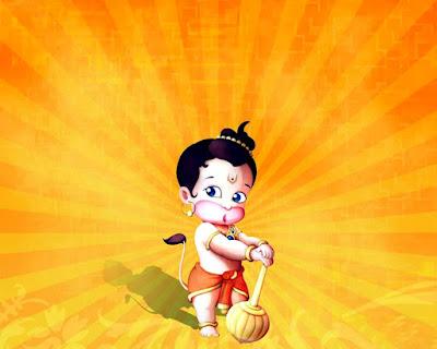 Hanuman Jayanti - Vibhu & Me