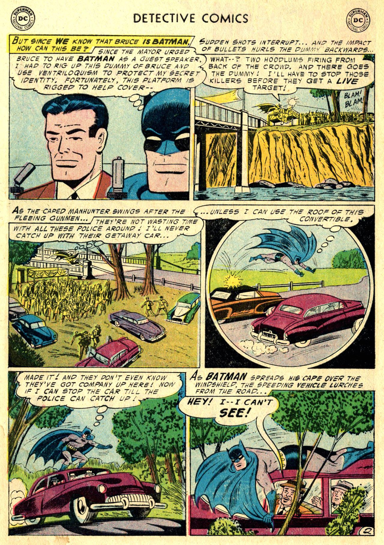 Detective Comics (1937) 237 Page 3