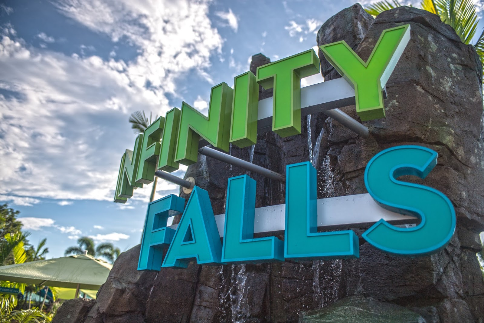 seaworld orlando s infinity falls to hold grand opening on october 4th
