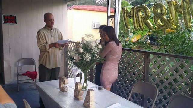 Congratulations Carlos & Anna