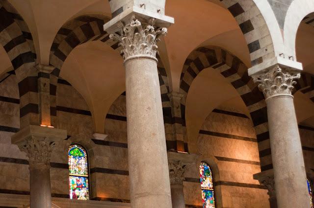 Interior El Duomo Pisa