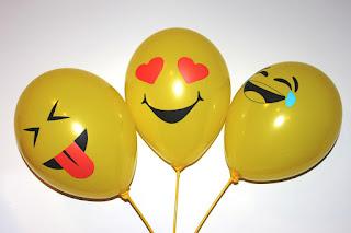 воздушные шарики Эмодзи