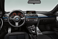 2013 BMW 3-Series Sedan (F30) M Sports Package Interior CockPit