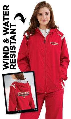 Get ready for Fall with new Warm-ups!