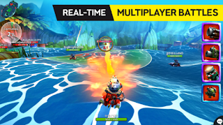 Battle Bay Apk Data Obb - Free Download Android Game