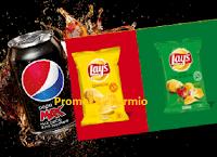 Logo ''Natale Insieme'' e vinci 50 forniture annuali di prodotti Pepsi e Lay's