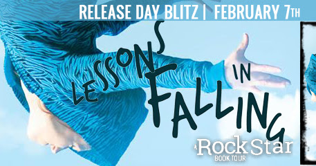 RELEASE DAY | Lessons In Falling by Diana Gallagher