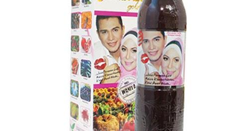 Juice Perawan Gold D Herbs Shafi Malaysia