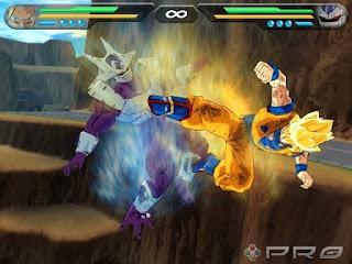 Dragon Ball budokai tenkaichi PS2