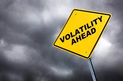 volatilidade forex