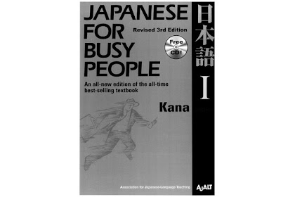 Japanese for Busy People 1 (Revised 3rd Edition)