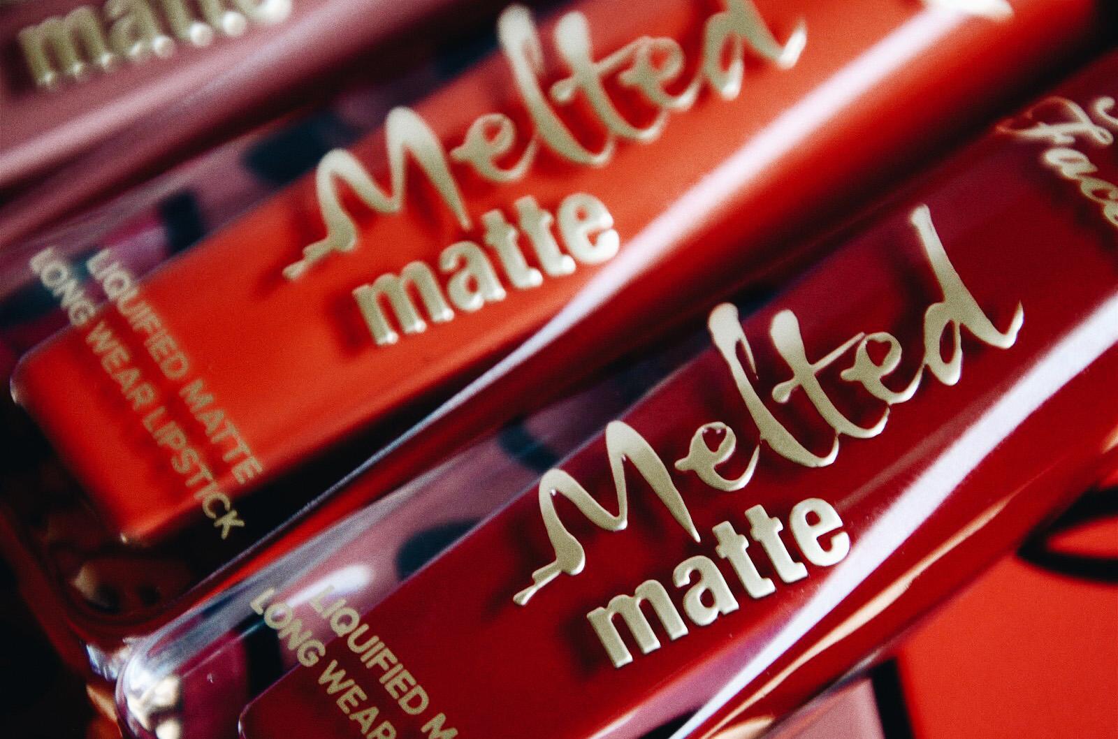 too faced matte rouge à lèvres mat avis test