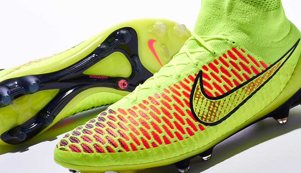 new products 9ec4b 7ae26 Salg Billige Fotballsko Nike Magista Obra AG Fotballsko Grønn 2015