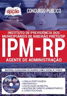 Apostila Concurso IPM RP 2018 PDF