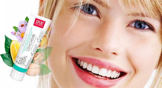Зубная паста Splat Сенситив