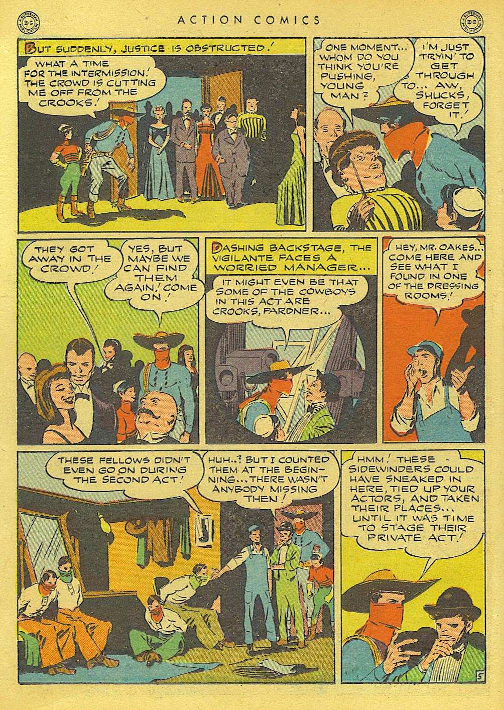 Action Comics (1938) 85 Page 19