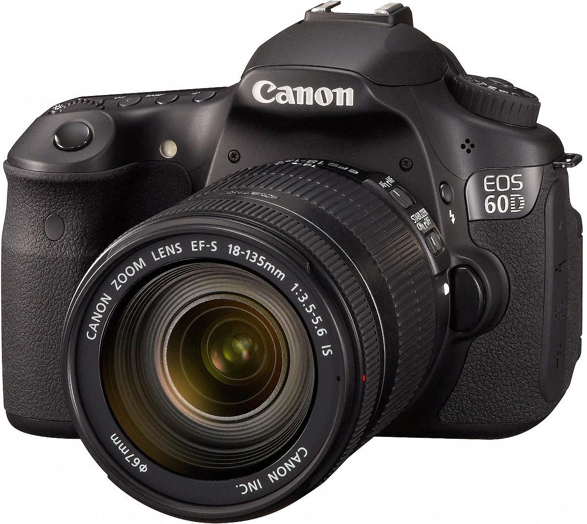 Canon EOS 60D DSLR Digital Camera