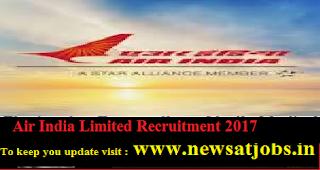 Air-India-Limited-job