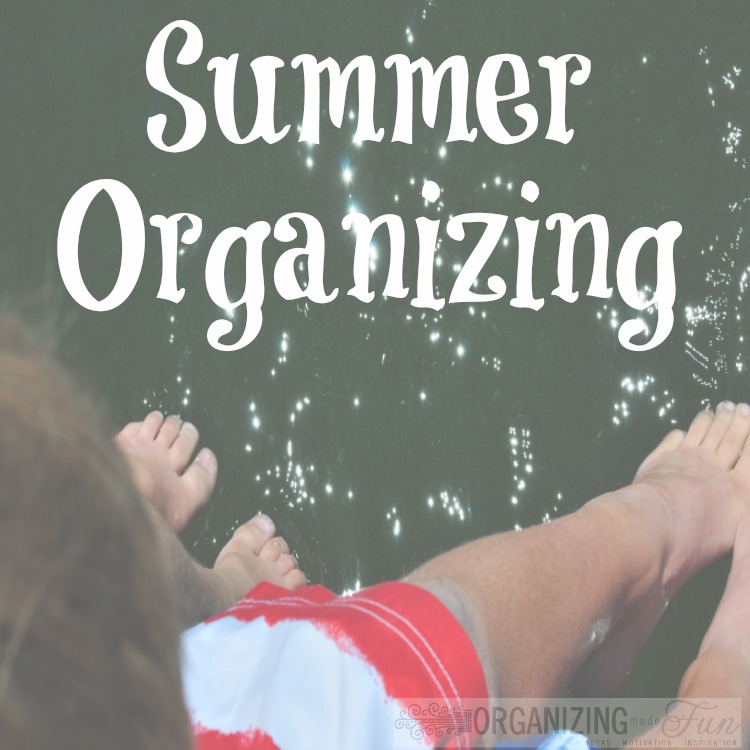 Perfectly Organized What Organizing Made Fun: Summer Organizing: Pools, Swimsuits, And More