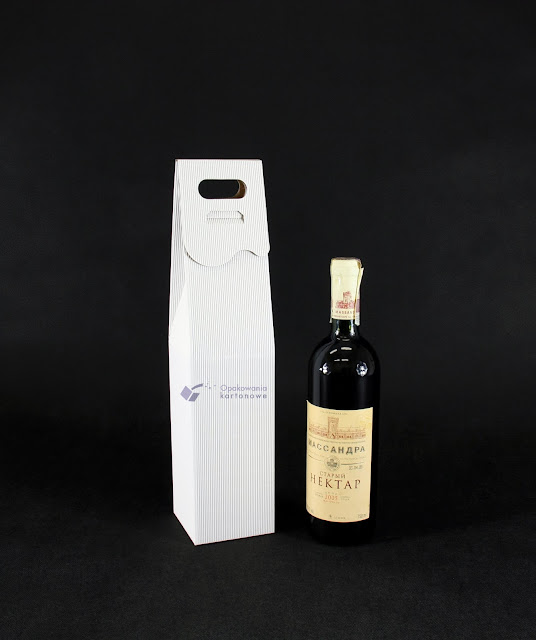 Opakowanie na wino