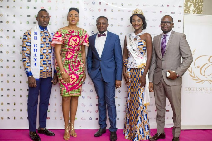 Photos: Launch of 2017 Miss Ghana beauty pageant